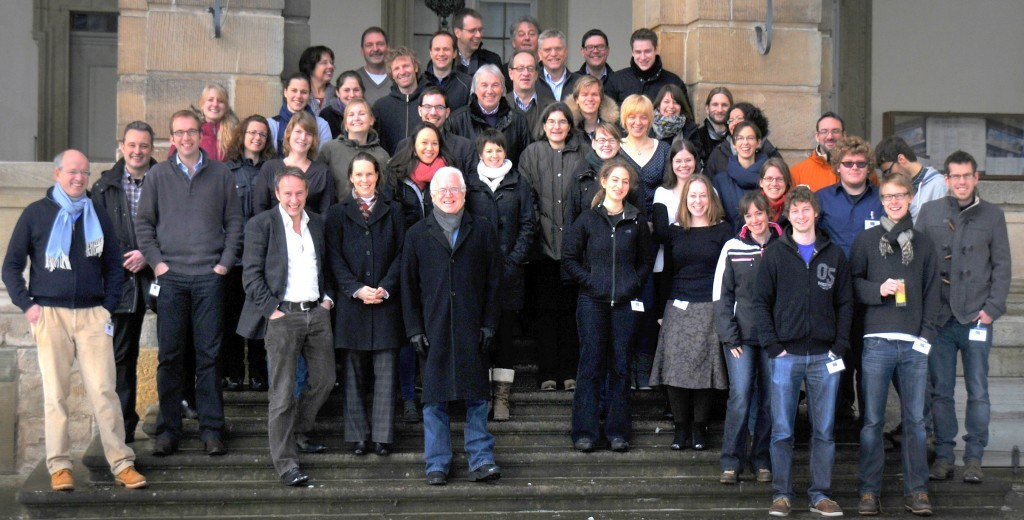 2012-12-GRK-1660-Retreat-in-Pommersfelden